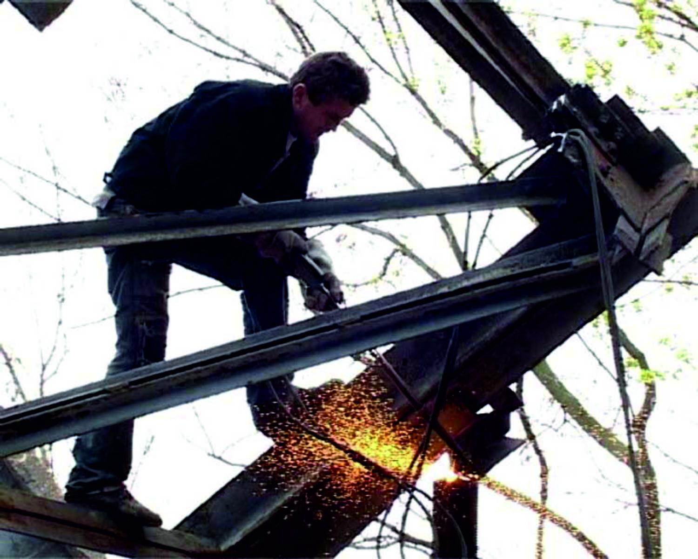 Демонтаж металлолома Киев