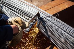 Порезка негабаритных металлических изделий Киев