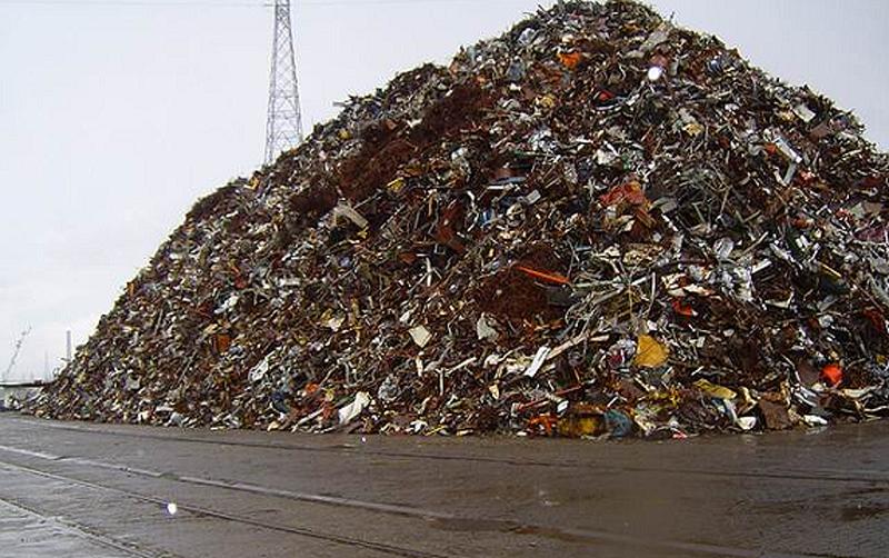 Прием металлолома в больших объемах Киев