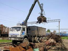 Услуги вывоз металлолома