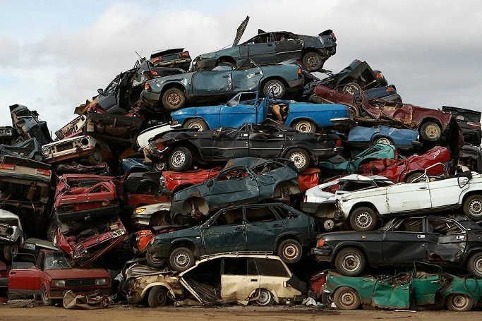 сдать авто на металлолом Киев