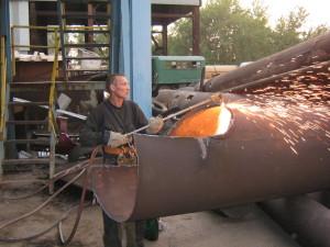 демонтаж черного металлолома Киев