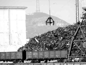 утилизация металлолома в Киеве