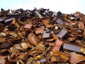 Вывоз металлолома Лесной массив