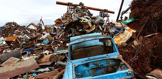 Прием металлолома в Киеве с самовывозом