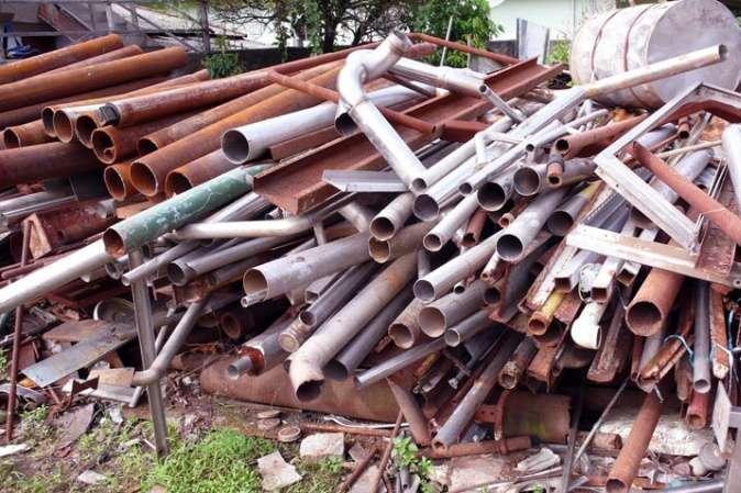 Где в Киеве заказать вывоз металлолома