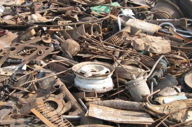 Демонтаж металломусора Киев
