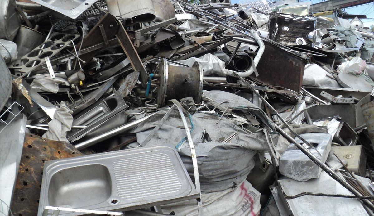 Куда выбросить металломусор в Киеве