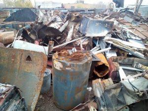 Сдача металлолома в Киеве