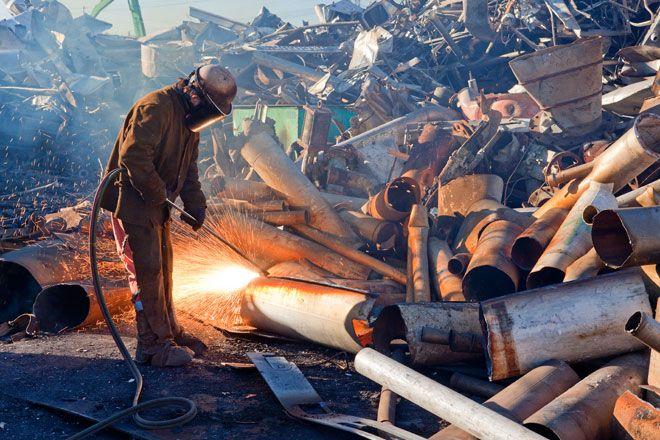 Подрядчики по демонтажу металлоконструкций