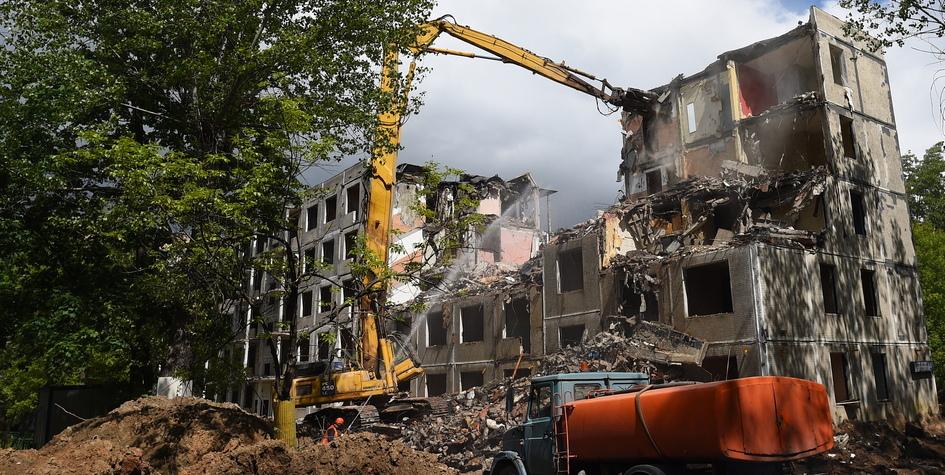 Услуги демонтажа металлоконструкций Киев