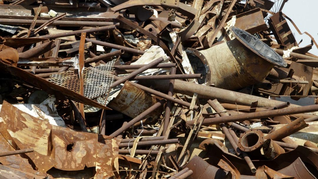 Прием непригодного металлолома в Киеве
