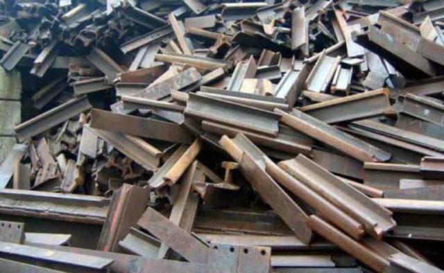 Вывоз металлолома из Киевской области