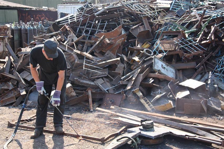 Cдать непригодный металлолом Киев