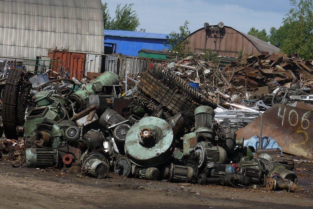 Скупка металлолома в Киеве