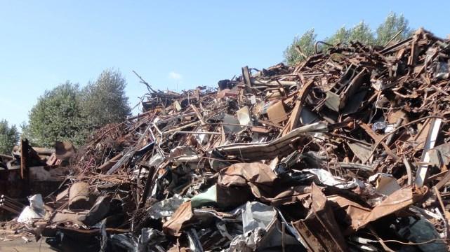 Покупка и вывоз металлолома в Киеве