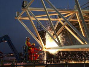 Демонтаж металлоконструкций цена за 1 тонну